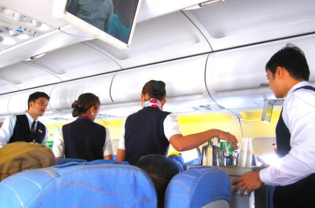 Philippines Airlines CA